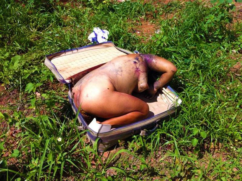 Baile funk brazil nude public 1