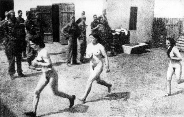 Hot Naked Jewish Prisoners Scenes