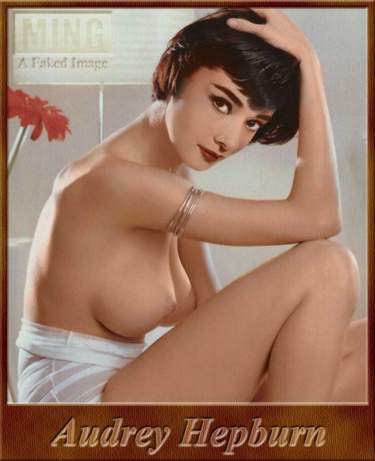 Audrey Hepburn Nude Fakes - 122