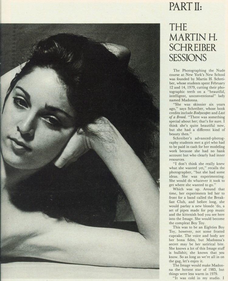Madonna Playboy 11