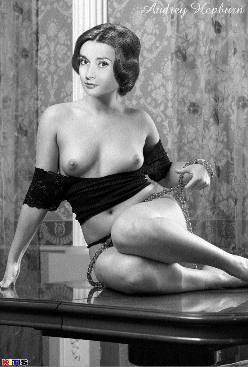 Audrey Hepburn Nude Fakes - 070