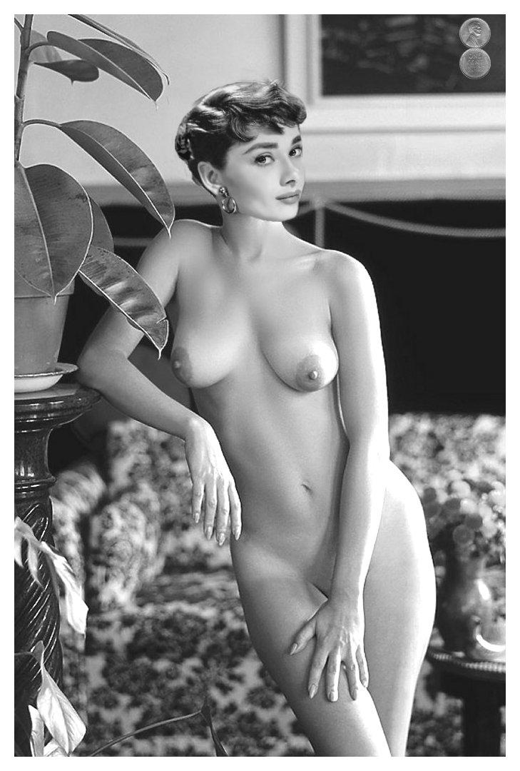 Audrey Hepburn Nude Fakes - 091